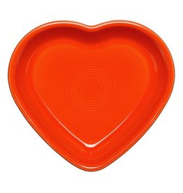 Small Heart Bowl Poppy