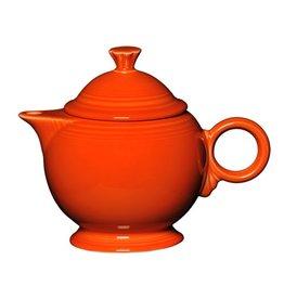 Covered Teapot Poppy