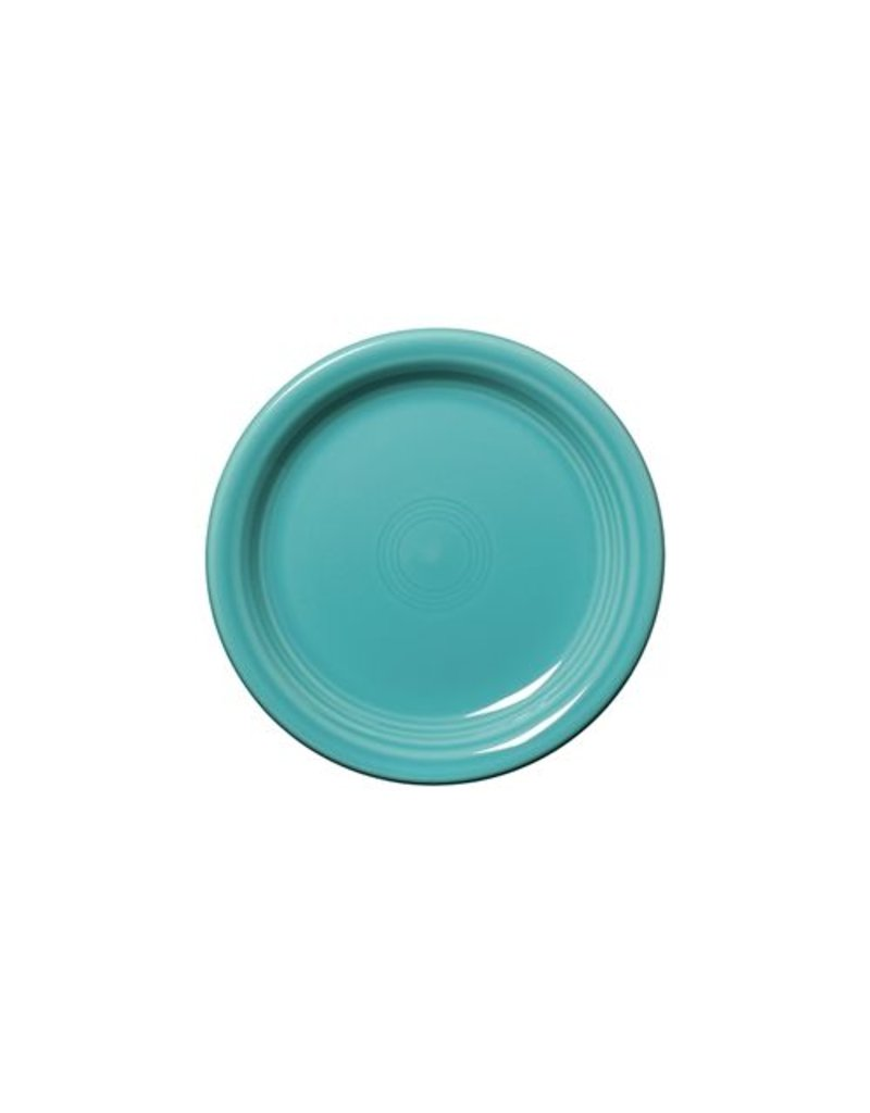 Appetizer Plate Turquoise
