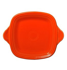 Square Handled Tray Poppy