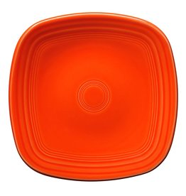 "Square Salad Plate 7 1/2"" Poppy"