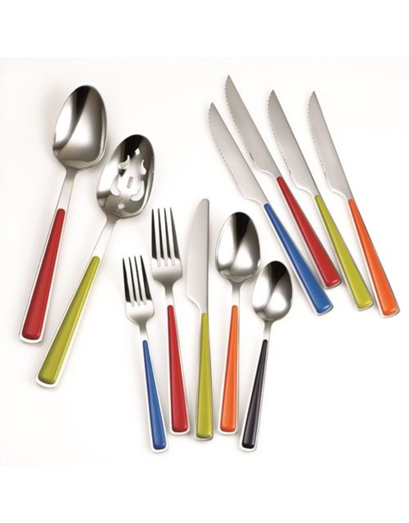 Merengue 50 pc Flatware Place Set for 8