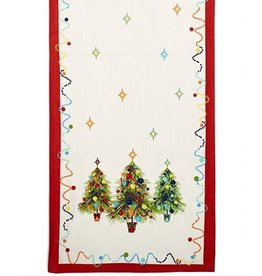 Holiday Gatherings Table Runner 90""