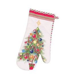 Holiday Gatherings Oven Mitt
