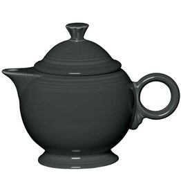 Covered Teapot Slate