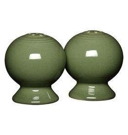 "Salt & Pepper Set 2 1/4"" Sage"