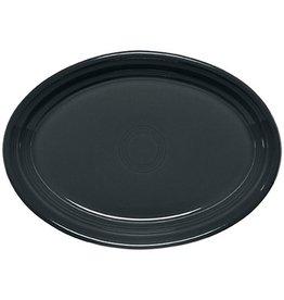 "Small Oval Platter 9 5/8"" Slate"