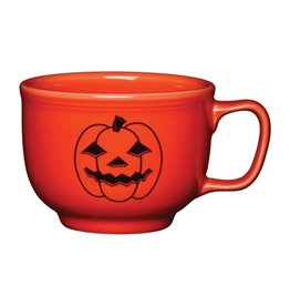 Jumbo Cup Spooky Pumpkin