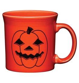 Java Mug Halloween Spooky Pumpkin