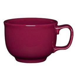 Jumbo Cup 18 oz Claret