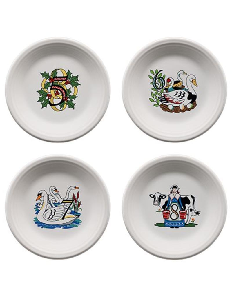 12 Days of Christmas Series 2 Plates