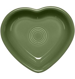 Medium Heart Bowl 19 oz Sage