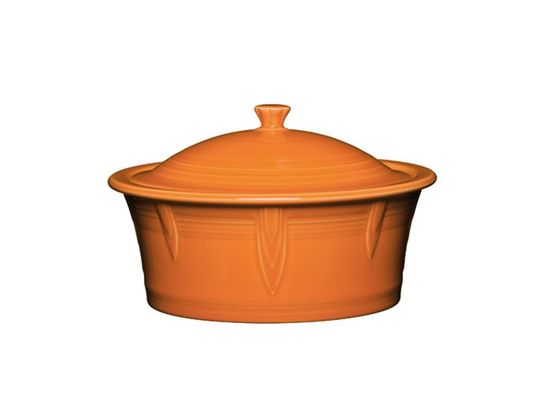 Large Covered Casserole
