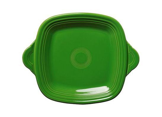 Square Handled Tray