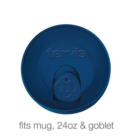 Tervis Navy Blue Travel Lid 24 oz