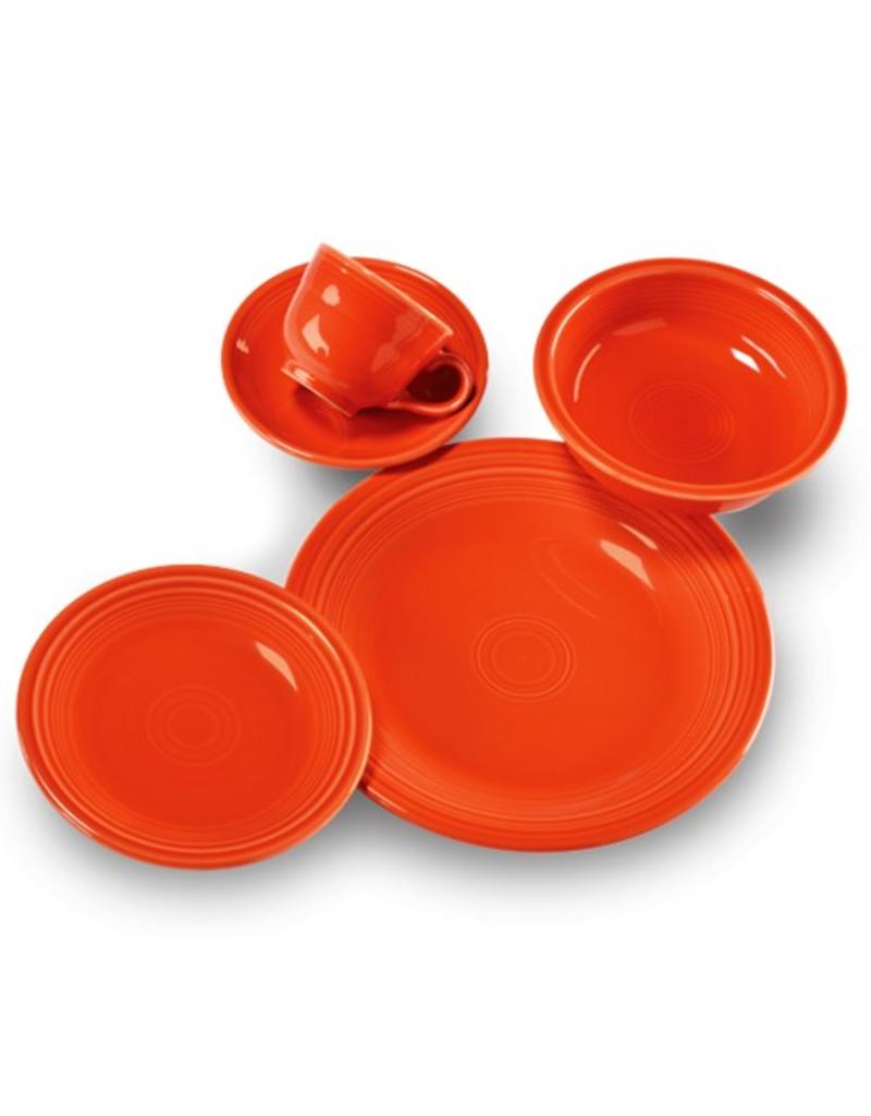 5 pc Place Setting (cup/scr) Poppy