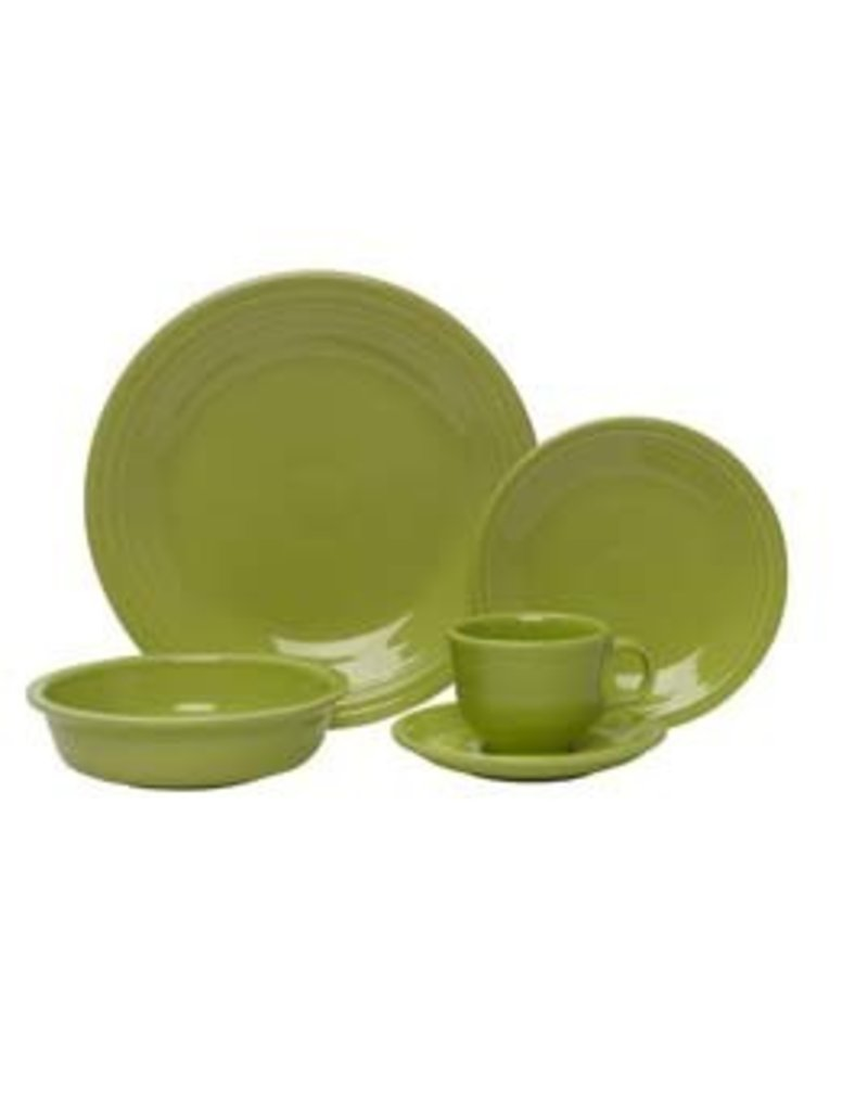 5 pc Place Setting (cup/scr) Lemongrass
