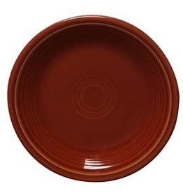 "Luncheon Plate 9"" Paprika"