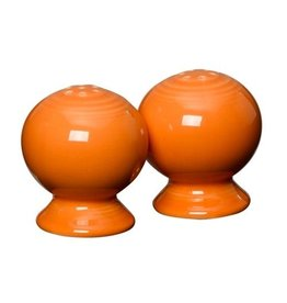 "Salt & Pepper Set 2 1/4"" Tangerine"