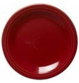 """Chop Plate 11 3/4"""" Scarlet"""