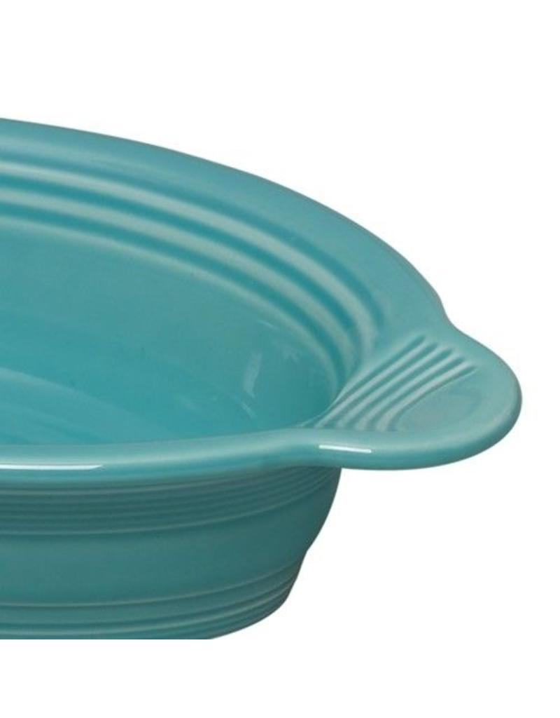 Individual Casserole Turquoise
