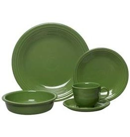 5 pc Place Setting (cup/scr) Shamrock