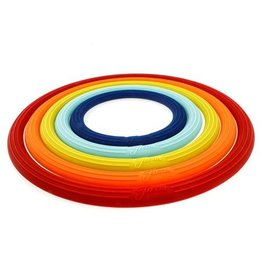 Fiesta Multi Colored Silicone Trivets