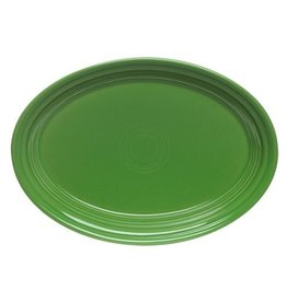 "Small Oval Platter 9 5/8"" Shamrock"