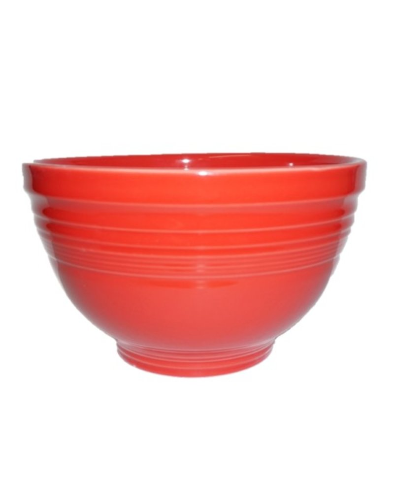 4 QT Mixing Bowl Scarlet