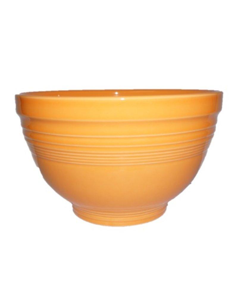 4 QT Mixing Bowl Tangerine