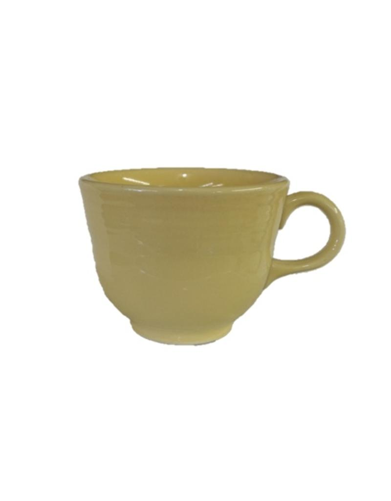 Cup 7 3/4 oz Yellow