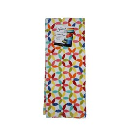 Petite Floral Kitchen Towel