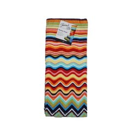 Zig Zag Kitchen Towel