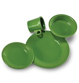 4 Piece Place Setting Shamrock
