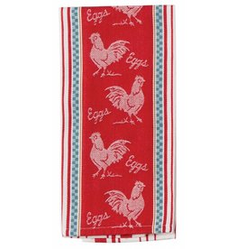 Farm Nostalgia Jacquard Tea Towel