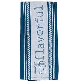 Cookery Flavorful Jacquard Tea Towel