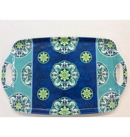 Granada Rectangular Tray with Handles