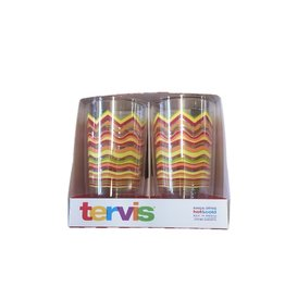 Tervis 4 Pack Sunny Wavy 16 oz Tumblers