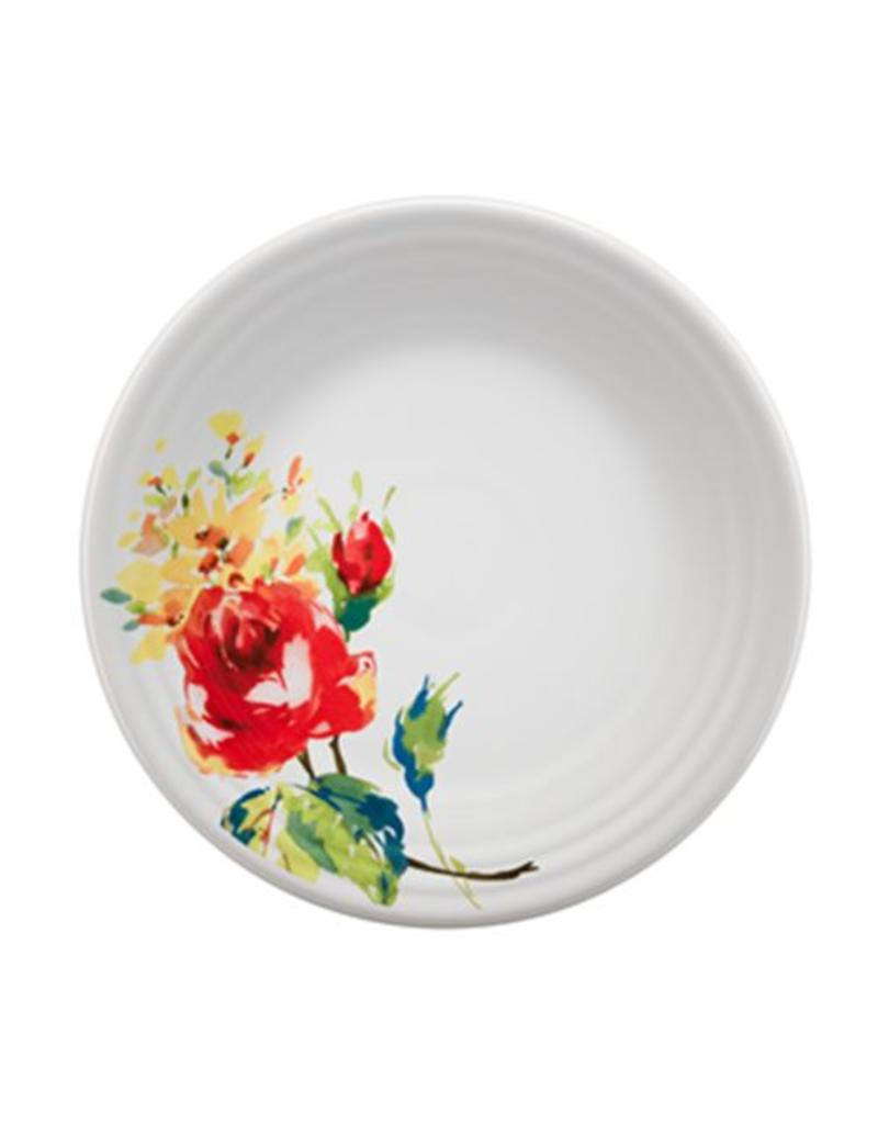 "Luncheon Plate 9"" Floral Bouquet"