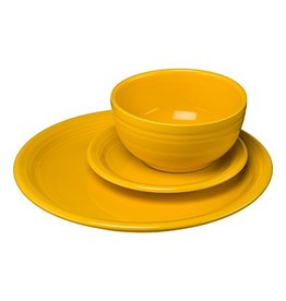 3 pc Bistro Place Setting Daffodil