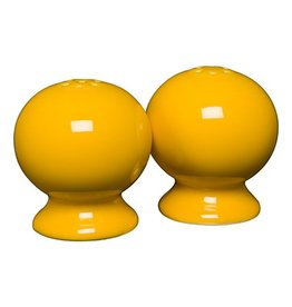 "Salt & Pepper Set 2 1/4"" Daffodil"