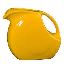 Large Disc Pitcher 67 1/4 oz Daffodil