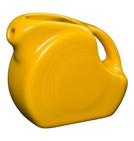 Mini Disc Pitcher 5 oz Daffodil