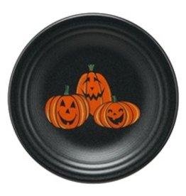 Luncheon Plate Halloween Happy Pumpkins