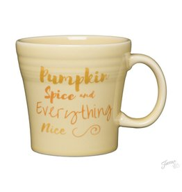 Tapered Mug 15 oz Halloween Pumpkin Spice