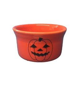 Ramekin 8 oz Halloween Spooky Pumpkin