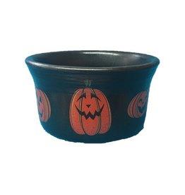 Ramekin 8 oz Halloween Happy Pumpkins