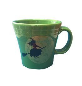 Tapered Mug Halloween Harvest Moon Witch
