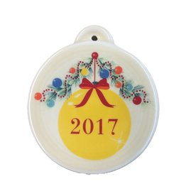 Christmas '17 Ornament