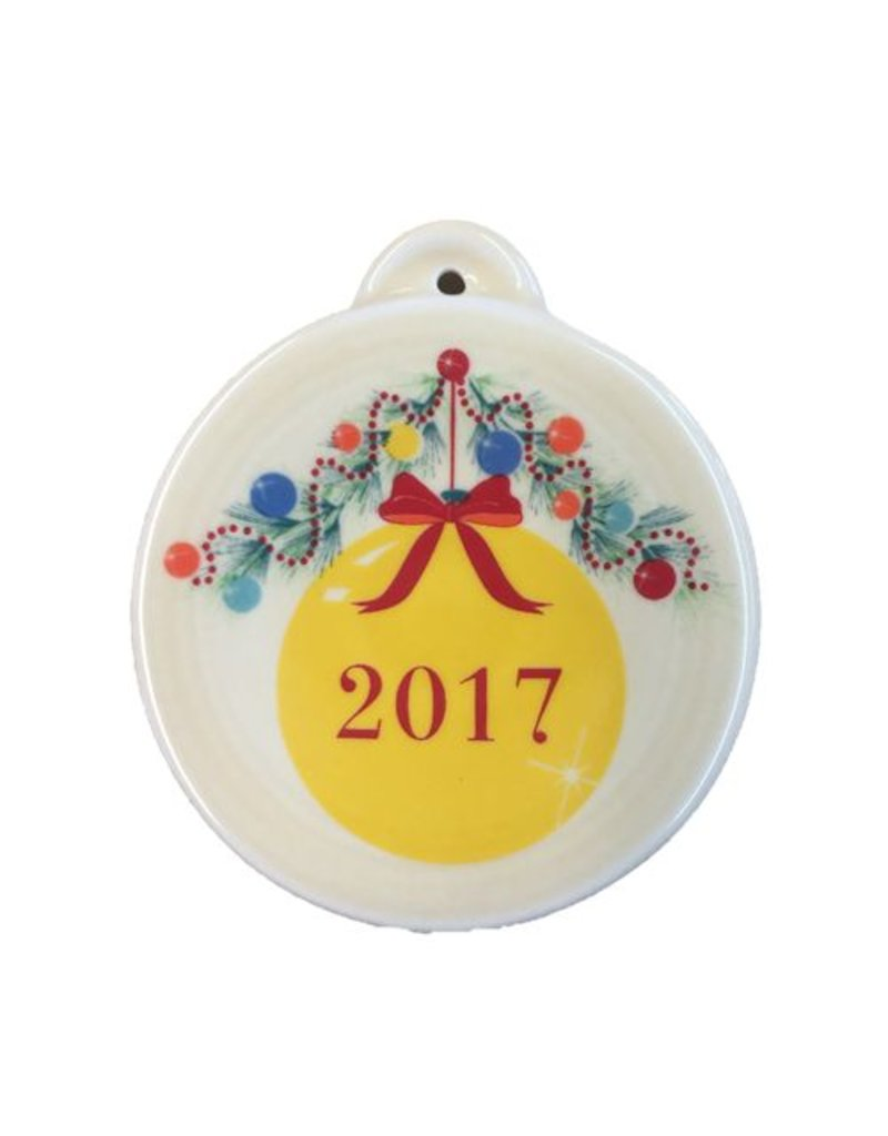 Christmas '17 Ornament